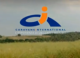 Caravans International spot 2012